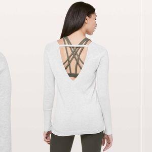Lululemon 🍋   Unity Drop Back Sweater